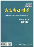 安徽农业科学期刊
